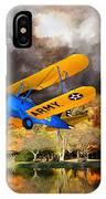 Biplane Series IPhone Case
