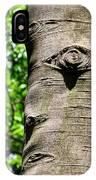 Birch Man IPhone Case