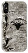 Birch Tree Spirits IPhone Case