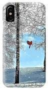 Birch Trees IPhone Case