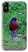 Bird 3 IPhone Case