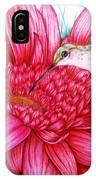 Bird In Bloom IPhone Case