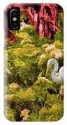 Bird In The Blooms IPhone Case