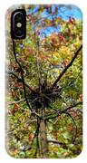 Bird Nest In A Tree IPhone Case