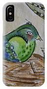 Bird Talk IPhone Case