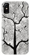 Birds And Trees IPhone Case