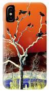 Birds On Tree IPhone Case