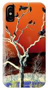 Birds On Tree IPhone Case