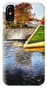Birmingham Mi Waterfall IPhone Case