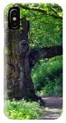 Birnam Wood Scotland IPhone Case