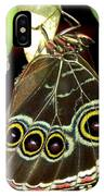 Birth Of A Butterfly IPhone Case