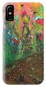 Birth Of A Planet IPhone Case
