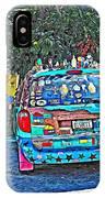 Bisbee Arizona Art Car IPhone Case