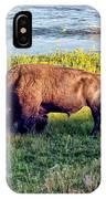 Bison 4 IPhone Case