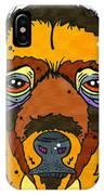 Bison IPhone Case