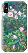 Bisset Park Hibiscus IPhone Case