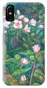 Bisset Park Hibiscus IPhone Case