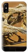 Bistahieversor Dinosaur Skull Fossil IPhone Case