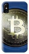 Bitcoin In Circulation IPhone Case