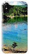 Bitterroot Lake IPhone Case