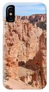 Black Birch Canyon Lookout IPhone Case
