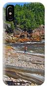 Black Brook In Cape Breton Highlands Np-ns IPhone Case