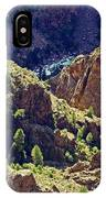 Black Canyon Of The Gunnison IPhone Case