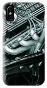 Black Cobra - Ford Cobra Engines IPhone Case