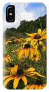 Black-eyed Susans IPhone Case