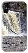 Black River Falls IPhone Case
