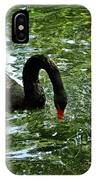 Black Swan Ballet IPhone Case