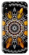 Black Velvet IPhone Case