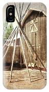 Blend Of Cultures IPhone Case