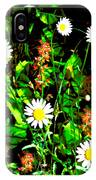 Blended Daisies IPhone Case