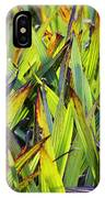 Bloodroot Abstract IPhone Case