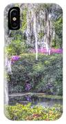 Blooming Azaleias IPhone Case