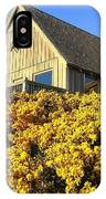 Blooming Bandon Broom IPhone Case