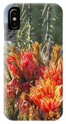 Blooming Barrel IPhone Case