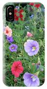 Blooming Extravaganza IPhone Case