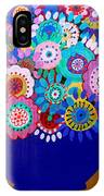 Blooming Florals 1 IPhone Case