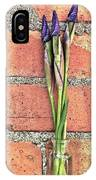 Blooms For Tomorrow  IPhone Case