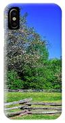 Blossom Trees In Farm, Davidson River IPhone Case