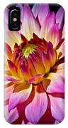 Blossoming Flower IPhone Case