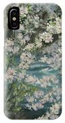 Blossoming River IPhone Case