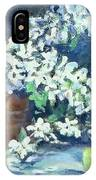Blossoms And Apples IPhone Case