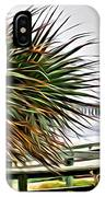 Blowin At The Beach IPhone Case