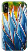 Blue Agave IPhone Case