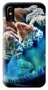 Blue Blubber Jelly - 2 IPhone Case