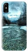 Blue Creek IPhone Case