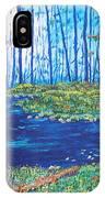 Blue Day Stream IPhone Case
